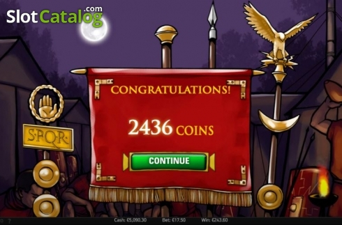 Total Win. Victorious MAX (Video Slot from NetEnt)