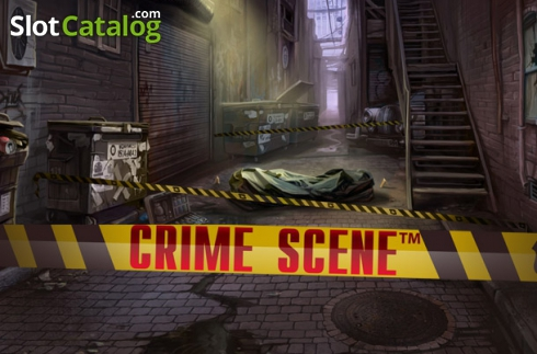 Crime Scene. joc. Crime Scene (Slot video din NetEnt)