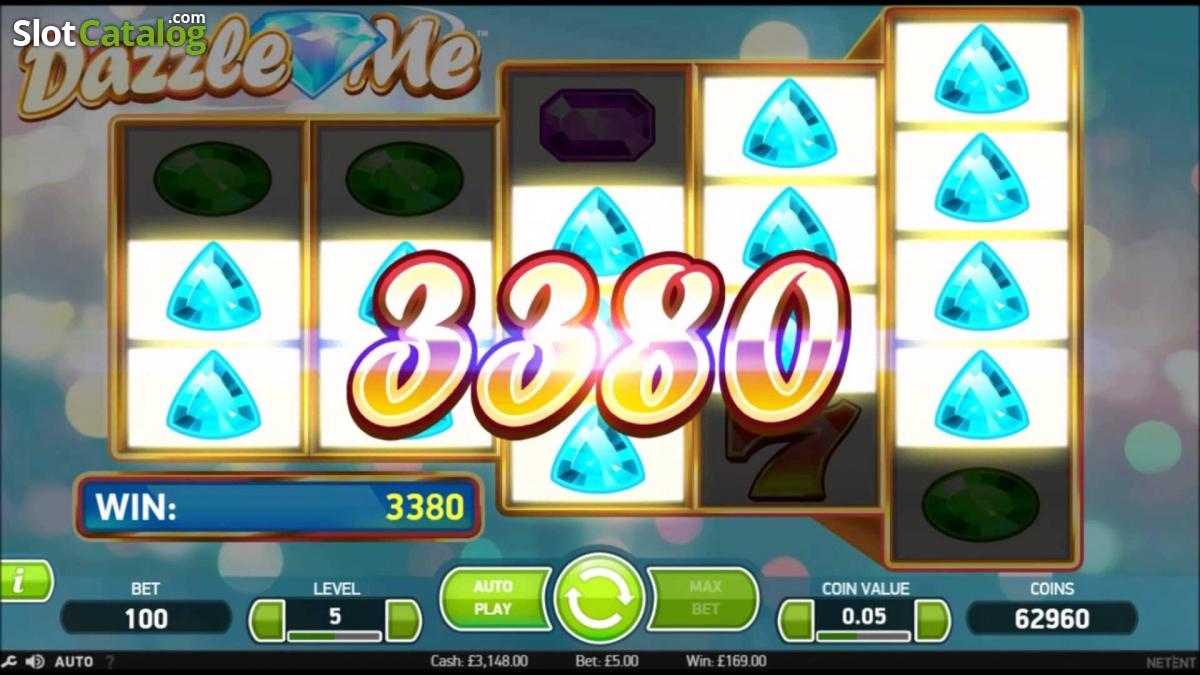 Spiele Dazzle Me - Video Slots Online