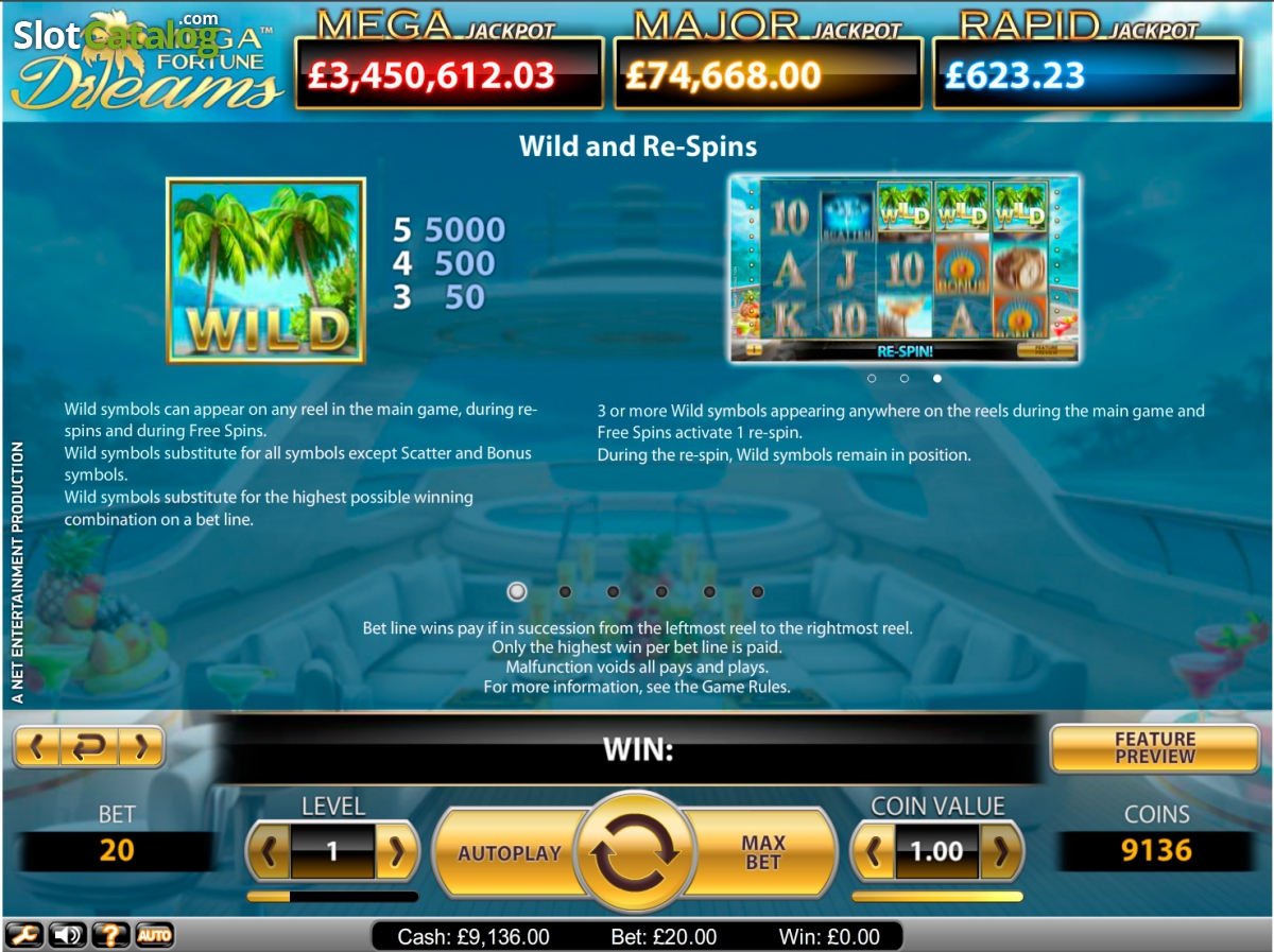 no deposit bonus codes dreams casino 2019