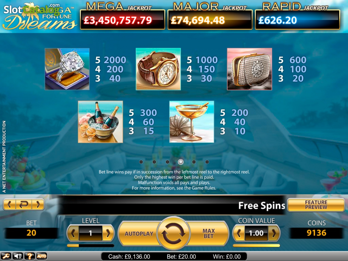 dreams casino no deposit bonus code 2019