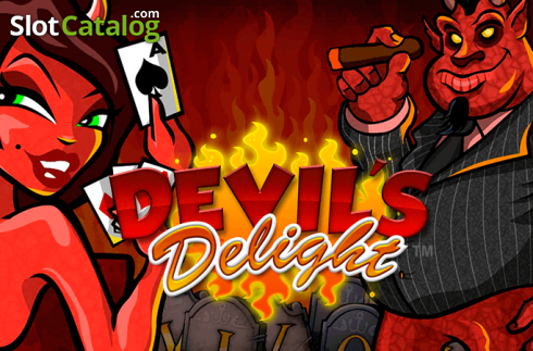 Djævelens Delight. Devil's Delight (Video Slot fra NetEnt)