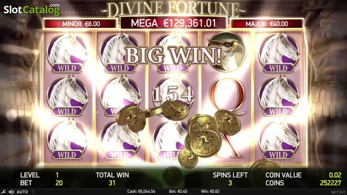 divine fortune slot free - 2