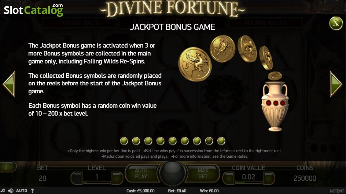 divine fortune - 2