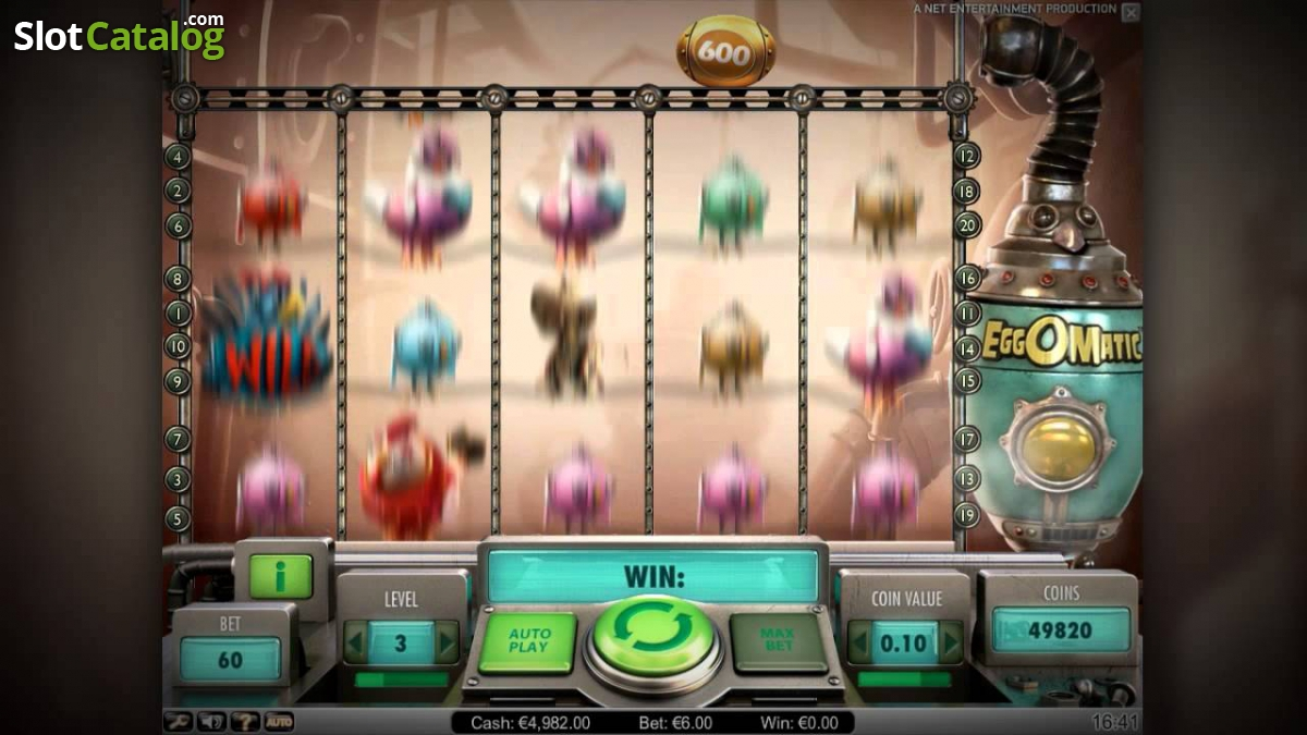 video slots casino free spins