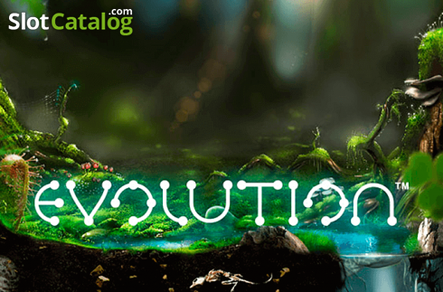 Evolution. hra. Evolution (Video Slot z NetEnt)