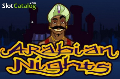 đêm Ả Rập. Arabian Nights (Netent) (Video Slot từ NetEnt)