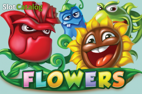 Flowers. hra. Flowers (Video Slot z NetEnt)