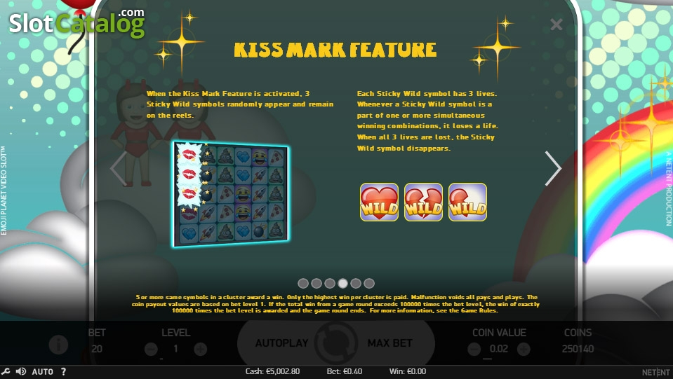 emojiplanet casino