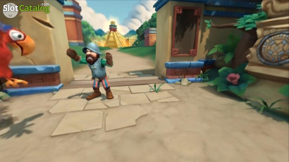 Gonzos Quest VR Free Play Slot