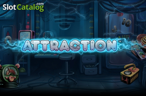 Attraction. game. Attraction (Video Slot from NetEnt)