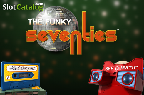 The Funky Seventies (Video Slot von NetEnt)