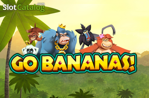 Go Bananas. spel. Go Bananas (Video Slot från NetEnt)