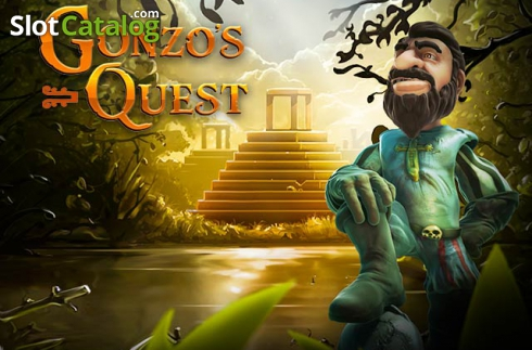 Gonzo's Quest (Video Slot from NetEnt)