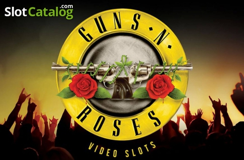 Guns N' Roses. spill. Guns N' Roses (Video Slot fra NetEnt)