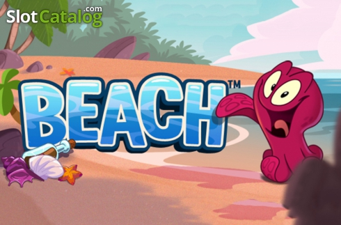 Beach. juego. Beach (Ranura de video de NetEnt)