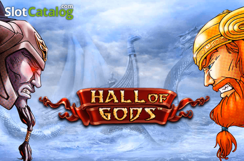 Hall of Gods. Gioco di gioco. Hall of Gods (Video Slot a partire dal NetEnt)