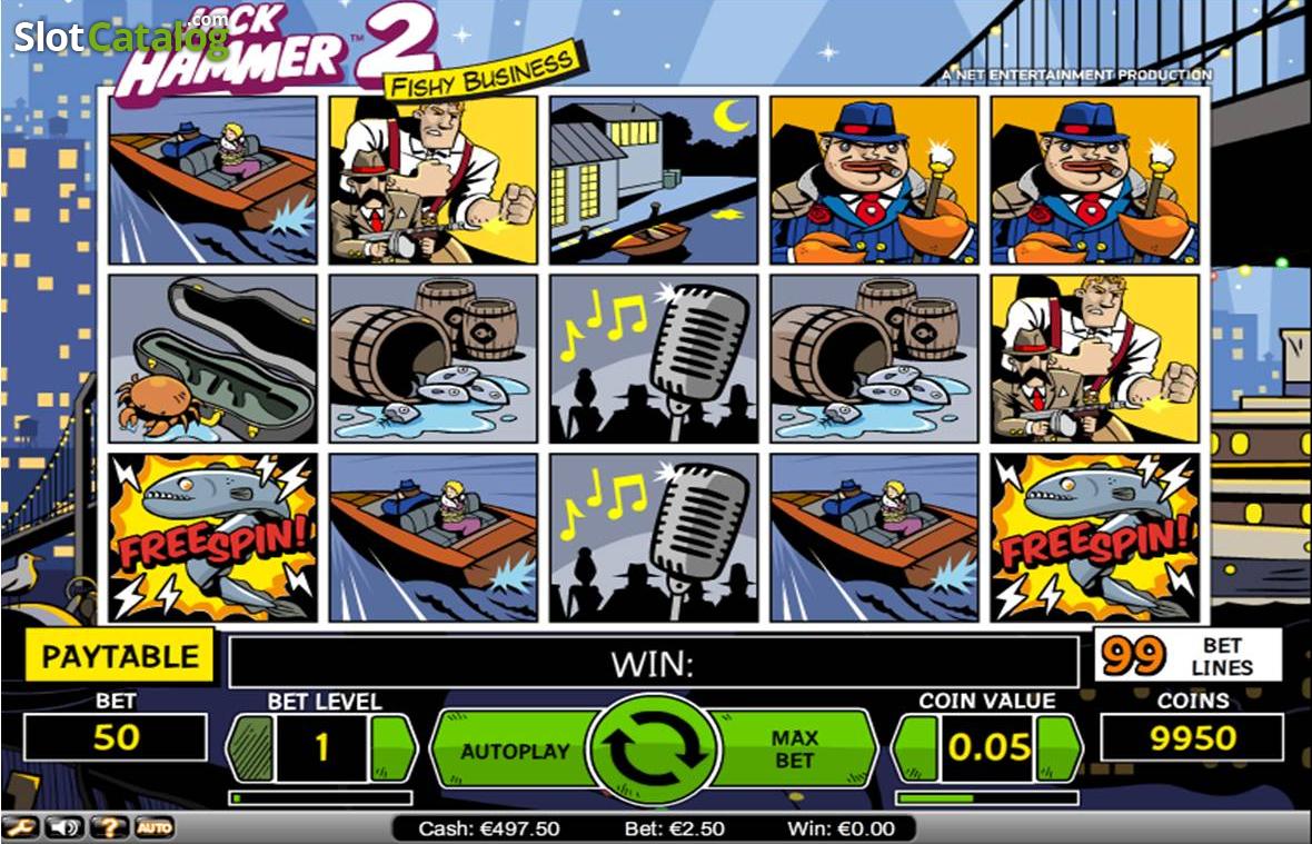 netent games slots jackhammer 2