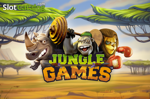 Jungle Games (Video Slot from NetEnt)