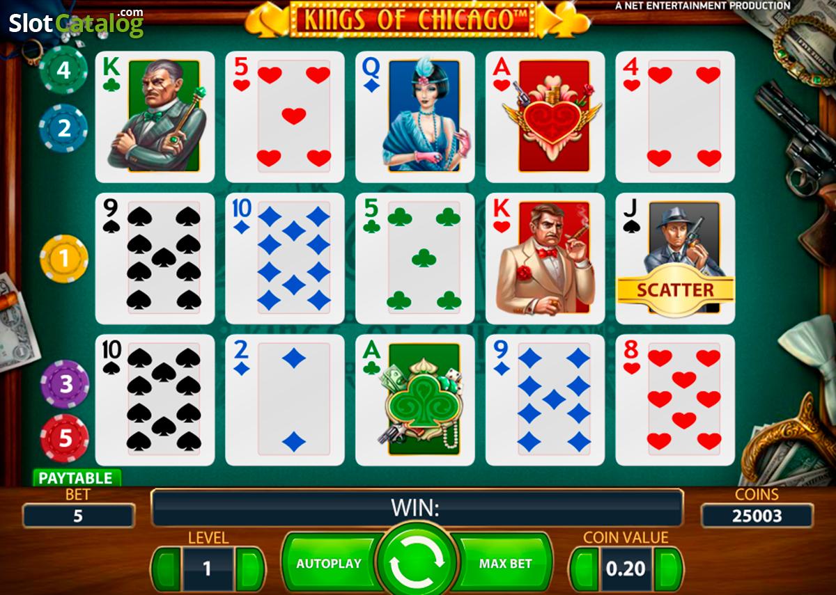 game slot netent