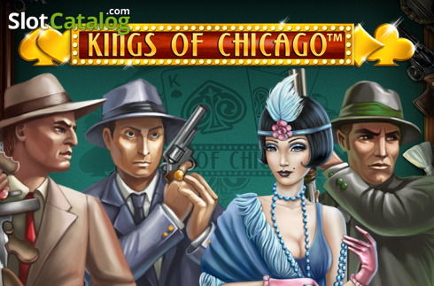 Kings of Chicago (Video Slot z NetEnt)