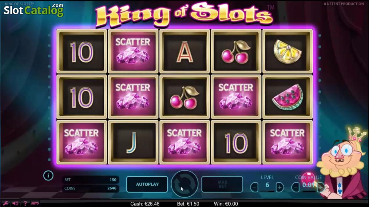 Spiele King Of Slots Slot - Video Slots Online