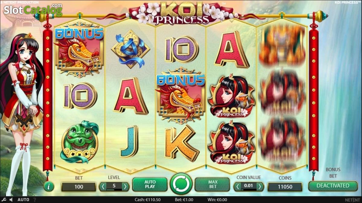 Spiele Koi Kingdom - Video Slots Online