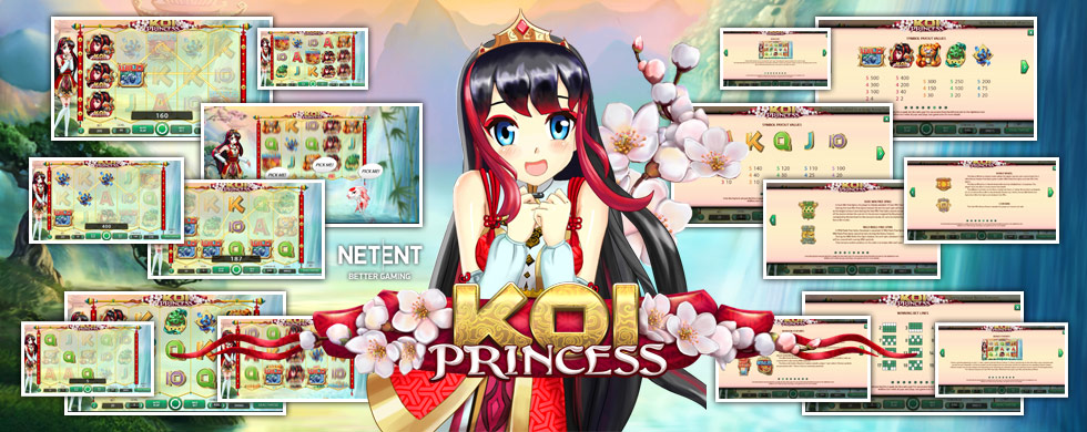 koi princess slot - 2