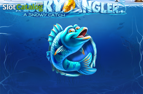 Lucky Angler. spel. Lucky Angler (Video Slot van NetEnt)