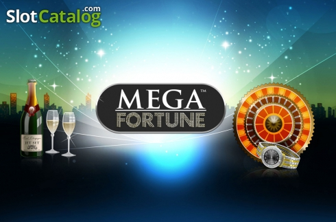Mega Fortune. spel. Mega Fortune (Video Slot från NetEnt)