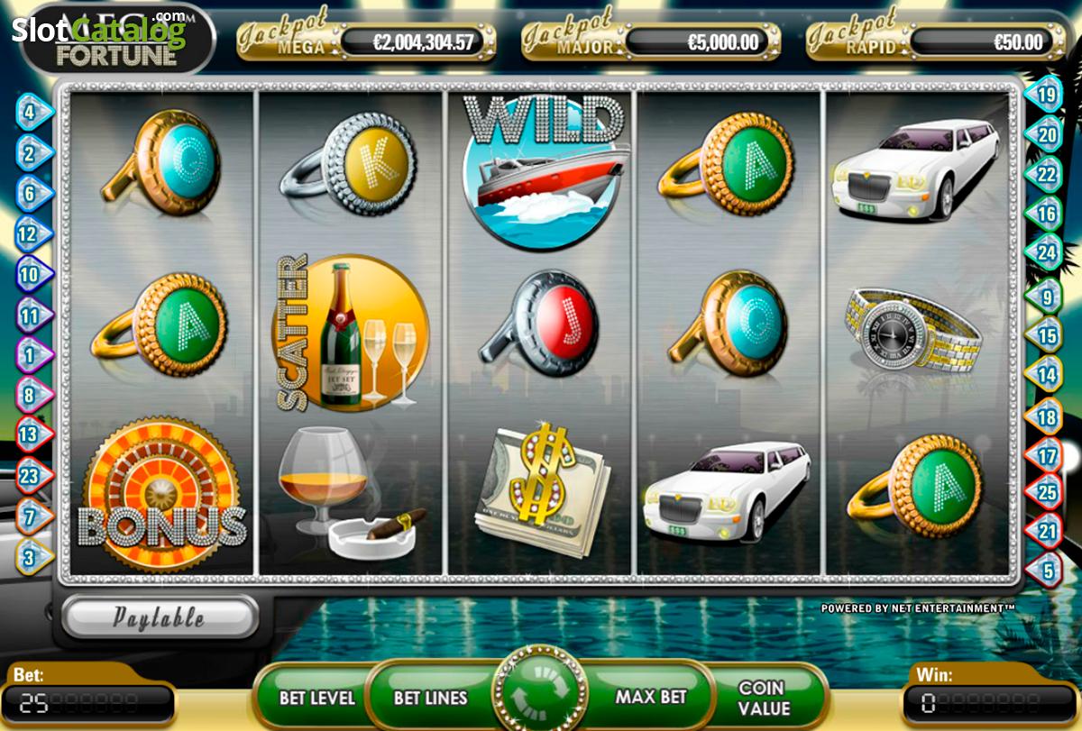 Online casino slot games free