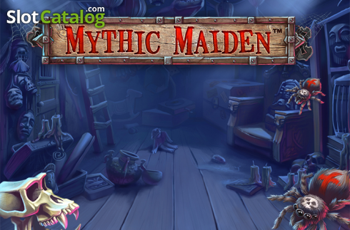 Mythic Maiden from NetEnt