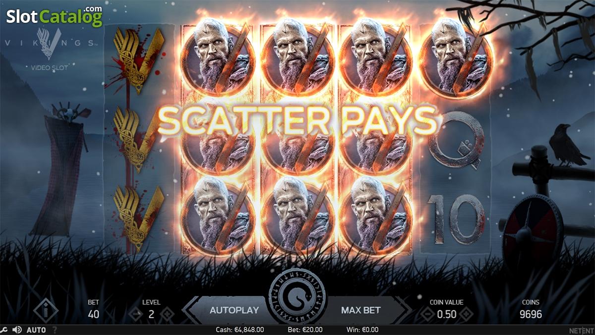 Spiele Vikings (NetEnt) - Video Slots Online