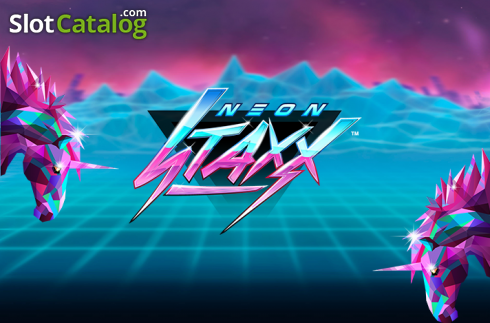 Neon Staxx (Video Slot from NetEnt)