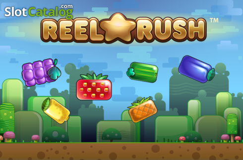 Reel Rush (Video Slot from NetEnt)