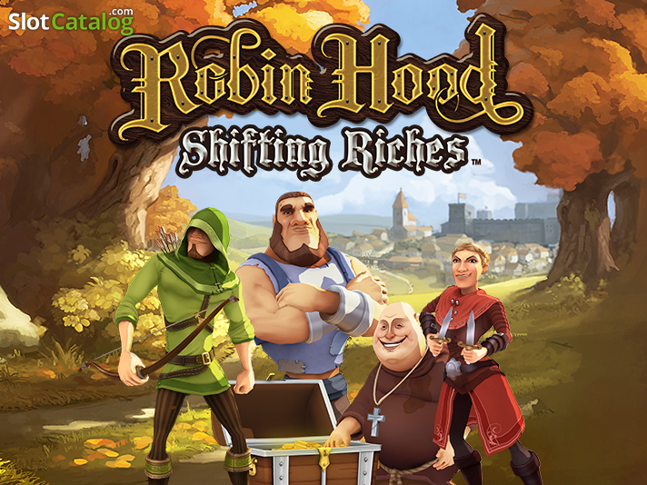 robin hood shifting riches spielen