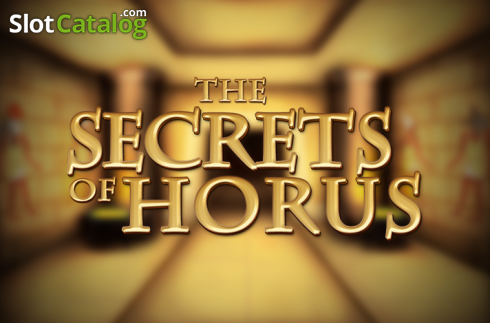 Secrets of Horus (Video Slots from NetEnt)