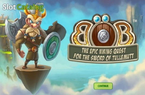 Böb: The Epic Viking Quest for the Sword of Tullemutt (Video Slot fra NetEnt)