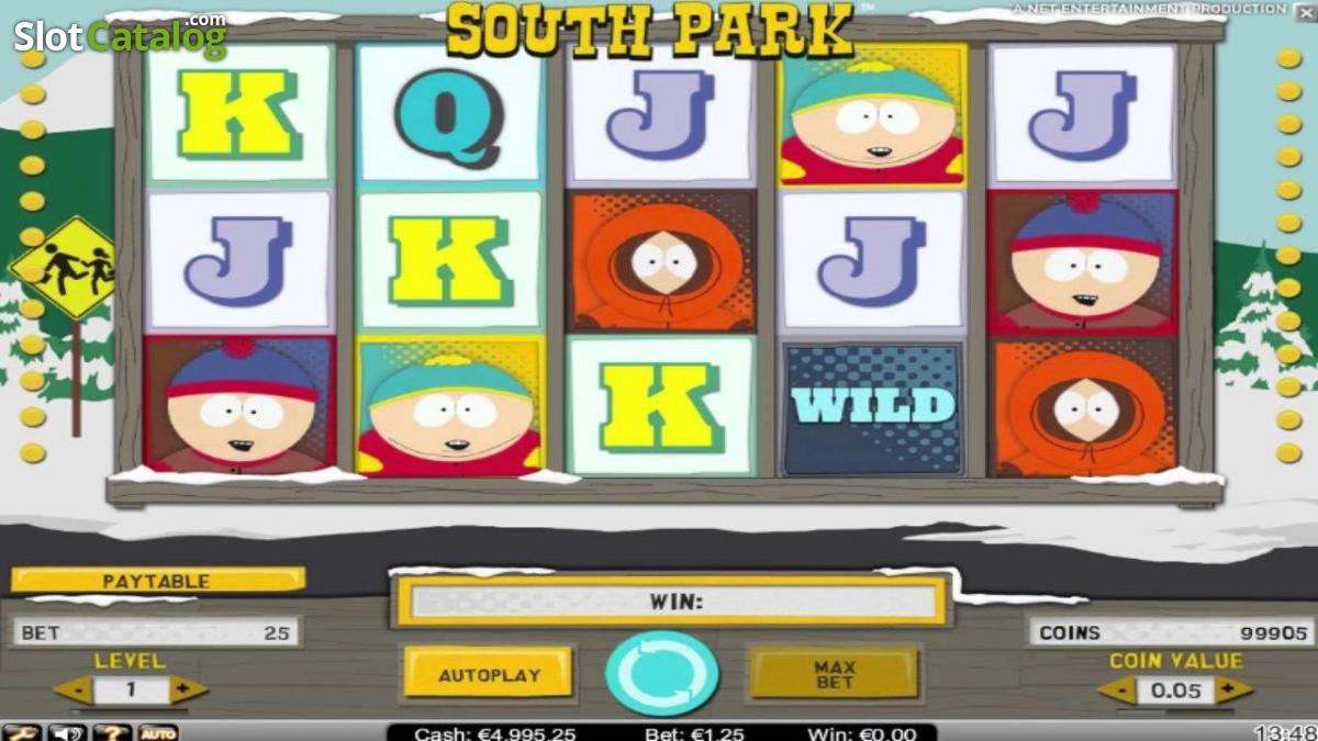 Netent South Park