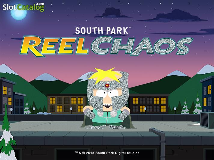 south park reel chaos netent