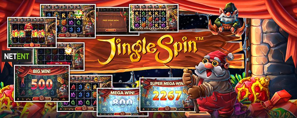 дрифт казино автомат jingle spin
