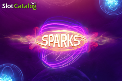 Sparks. game. Sparks (Video Slot from NetEnt)