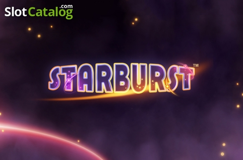 Starburst (Video Slot tól től NetEnt)