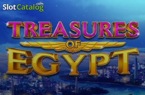 Treasures Of Egypt (NetGaming)