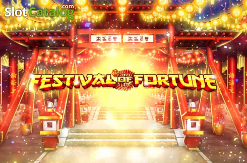 Festival Of Fortune (Video Slots from NetGaming)
