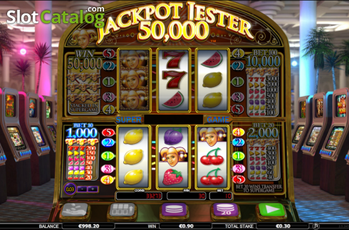 Win 1. Jackpot Jester 50k (Video Slot from NextGen)
