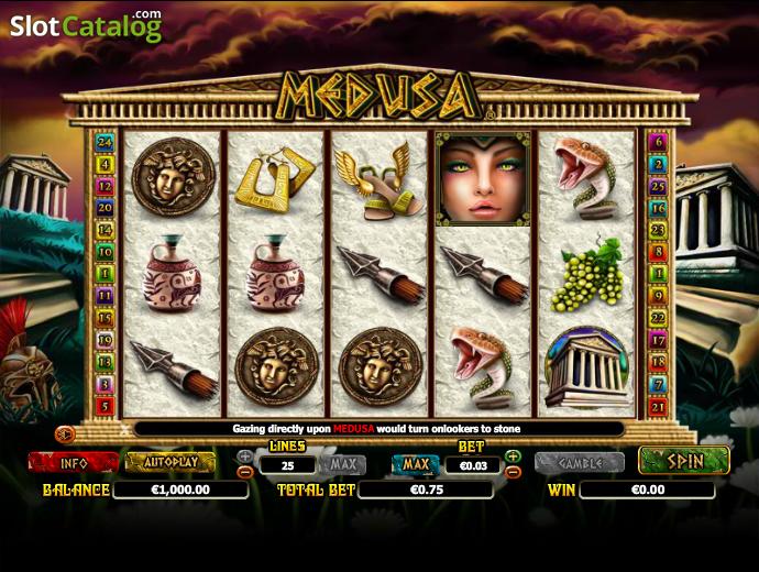 medusa casino
