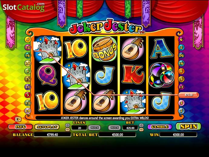 Spiele Lucky Joker 20 - Video Slots Online