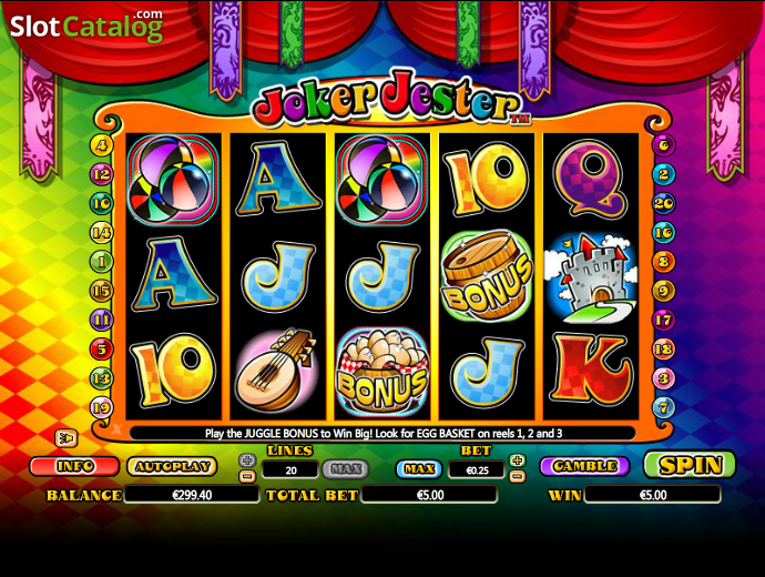 Spiele Lucky Joker 20 - Video Slots Online