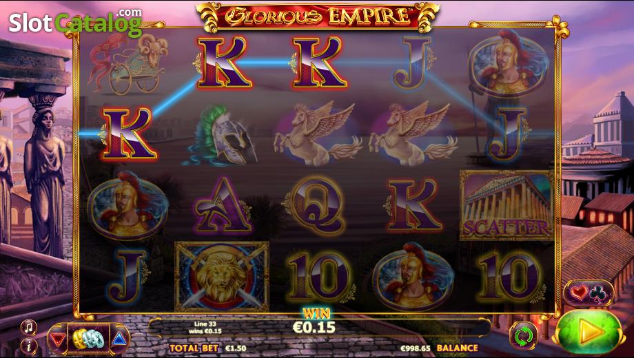 Spiele Glorious Empire - Video Slots Online